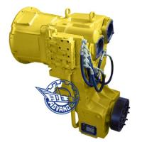 Buy cheap Fixed-shaft Multi-speed Advance Hydraulic Transmission Speed Reduction Gearbox WG180 product