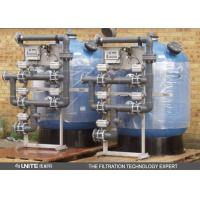 Quality Fiber spinning commercial water filtration systems with Carbon steel for sale