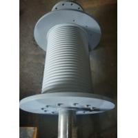 Buy cheap Right Rotation Integrated Lebus Grooved Drum for solution spooling problems product