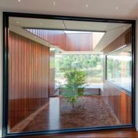 Buy cheap Good sealing waterproof aluminum fixed panel window with clear glass product