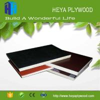 Buy cheap 2018 black film face 4x8 plastic laminated plywood sheets price in india product