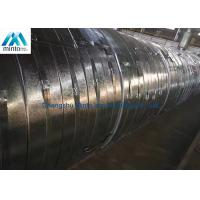 Buy cheap TSGCC TDX51D Galvanized Steel Roll BS DIN GB JIS 0.43mm Thickness SGCC product