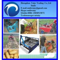 Buy cheap Large capacity potato harvesting machine with factory price product