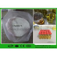 Buy cheap CAS 51-48-9 Prohormones Steroids Thyroid Hormone  L-Thyroxine T4 for Fat Loss product