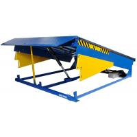 Buy cheap 6T 8T hydraulic Hydraulic dock levelers safety salf operated , Scissor Lift product