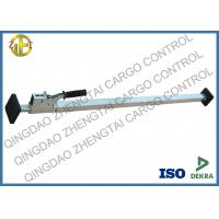 Buy cheap Jack Bar with Welded Square Tube and Bolt on Foot Pads for Cargo Control product