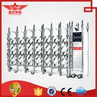 Buy cheap Residential outdoor security gate with anti-climbing sensor-J1363 product
