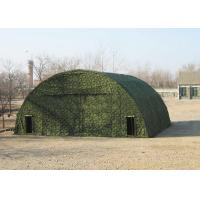 China Desert Camo Army Inflatable Tent Serious Event Inflatable Military Tent wholesale