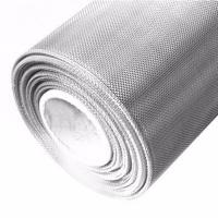Buy cheap 14*100 Mesh Plain Dutch Weave Stainless Wire Mesh 0.02mm-0.08mm Diameter product