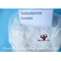 Strongest Testosterone Steroid Testosterone Acetate / Test Ace For Fat Growth Safe Delivery