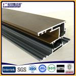 Buy cheap thermal break aluminium windows and doors frame price per sq.m product