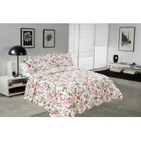 Buy cheap Chrysanthemum Pattern Colourful Quilt Covers , Home King Queen Size Bed Quilt Covers product