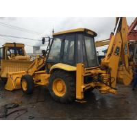 Buy cheap JCB 3CXSecond Hand Wheel Loaders 2012 , Front Loader Construction Equipment product