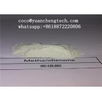 Buy cheap Metandienone Dianabol Methandrostenolone Dbl Raw Steroid Powders Brew Oral 10mg product