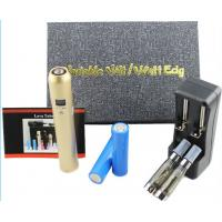 Variable Voltage Silver Ego CE4 E Cigarette , Lava Tube E Cig VV Mod Starter Kit