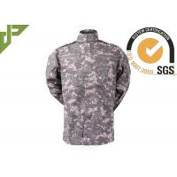 ACU Military Combat Uniform With Closure Slanted Pocket For All Season Duty
