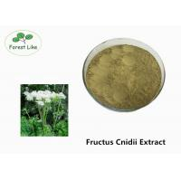 Buy cheap Agricultural Pesticide Fructus Cnidii Extract Osthole 20% Yellow Green powder product