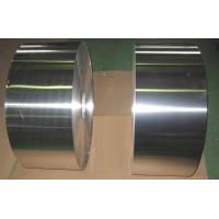 Buy cheap Sticker Paper Industrial Aluminum Foil with Mill Finished Bright Mirror product