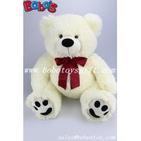 Buy cheap Beige Softest Plush Stuffed Teddy Bear Toy With Big Tummy As Great Gift product