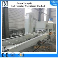 Buy cheap High Performance Tile Forming Machine , Automatic Roof Tile Making Machine Line product