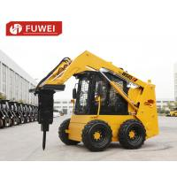 Buy cheap Front Loader Bobcat Case Ce Rops Fops Ws85 Skid Steer Loader, bobcat, CE, wheel loader,forklift product