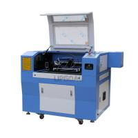 Buy cheap 700*500mm Invitation Card Greeting Card Co2 Laser Cutting Machine with Rotary Axis product