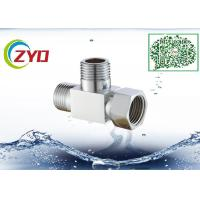 Buy cheap Durable Shower Three Way Diverter Valve , 95 Gram Weight 3 Way Diverter Valve Shower product