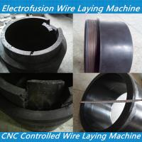Buy cheap pe electro fusion wire laying machine - tapping saddle wire laying - electro fusion pad product