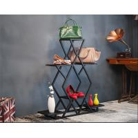 Buy cheap Height Adjustable Shop Display Shelving With Eye Catching Design Vertical Type product