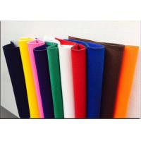 Buy cheap Colorful 4MM Neoprene Rubber Pad Fabric , Chloroprene Rubber Neoprene product