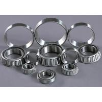 Buy cheap Single - Row Or Double Row Hardened Taper Rolling Bearing High Carbon Chromium Steel product