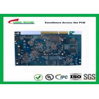 Buy cheap Quick Turn PCB Multilayer Circuit Board Fr4 1.2mm Immersion Gold 10 Layer HDI PCB product