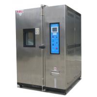 Buy cheap 0~150℃ Programmable High low Temperature Humidity Chamber / Stability Test Chamber product