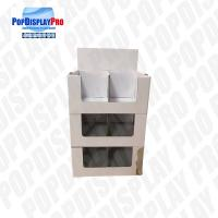 Buy cheap Stackable Halloween Cardboard Shelf Display Stand Solid Structure For Toys Design product