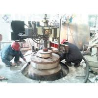 Buy cheap Boiler Drum Manufacturing Equipment Sit - on Saddle Hole SAW Welding Machine product