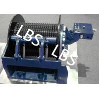 Buy cheap Small Industrial Electric Lifting Winch For Trawler SGS ISO Certificate product