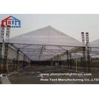 Buy cheap Big Strongly Aluminum Stage Truss Structure , Durable Event Lighting Truss product