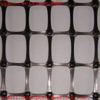 China 60KN/M Composite Biaxial geogrid on sale