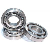 China  Gcr15 Deep Groove Ball Bearing 61803 for Washing Machine / Office Equipment , 17*26*5mm  for sale