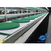 Buy cheap LED TV Assembly Line Production System Simple Operation Running Smoothly product