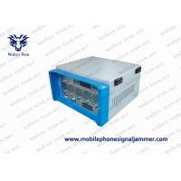 Buy cheap Worldwide Cell Phone Bomb Signal Jammer EIRP 37W Output Power GSM CDMA 3G product