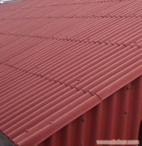 Buy cheap Corrugated bitumen sheets corrugated bitumen roofing sheets product