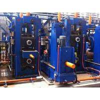 Buy cheap Steel Welded Pipe Production Line ERW325 product