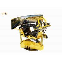 Buy cheap Immersive Experience 3D Car Racing VR Attraction With Abundant Car Games Simulator product