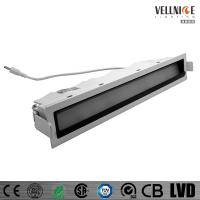 Buy cheap Delicate Innovative 21W Adjustable Led Downlights Recessed Linear Wallwasher 10 Heads product