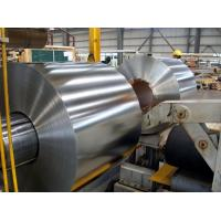 Buy cheap 914mm - 1250mm non-oriented silicon Cold Rolled Steel Coils / Coil product