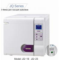 Buy cheap 18L 23L Class B Vacuum Drying Dental Autoclave Sterilizer With LCD Display product
