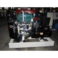 Buy cheap 63KVA Perkins Diesel Generator Set Water Cooled Diesel Genset product
