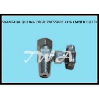 China Connected By Thread GB8335 PZ27.8  Oxygen Air Pressure Relief Valve Needle Type wholesale