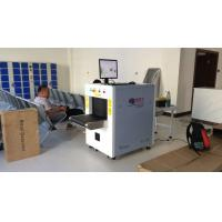 Buy cheap 80kv Generator Lowest Cost Luggage X-ray Machine for Small Parcel and Handbag Inspection product